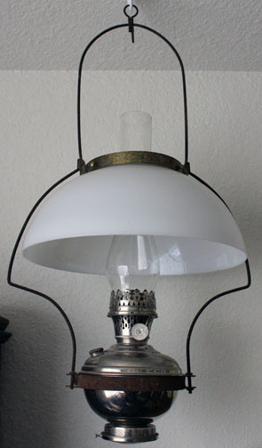 Aladdin model 1  hanging lamp