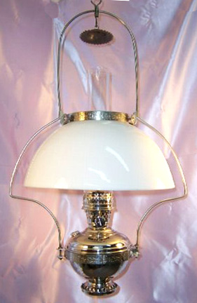 Aladdin model 3 hanging lamp