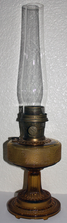 Aladdin model B Colonial lamp