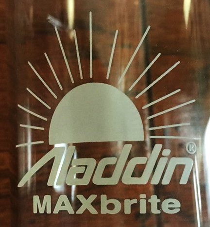 MAXbrite chimney logo
