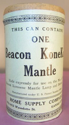 Beacon mantle box