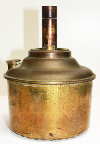 Lumo oil pot