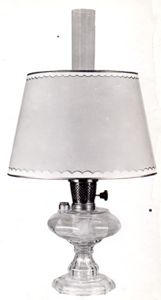 Farmor Classic Bell Setm lamp with shade